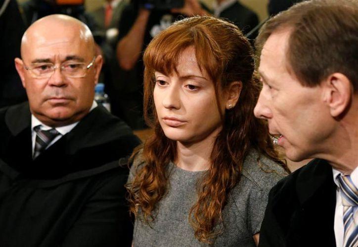 La acusada presenta un cuadro de desorden psiquiátrico. (Reuters)