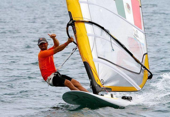 El yucateco David Mier y Terán busca su quinta justa olímpica de verano. (SIPSE)