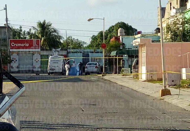 """El """"Roble"""" se salvó de morir en un atentado la mañana del pasado miércoles. (Redacción)"""