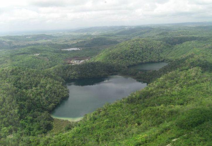 Los atractivos naturales de la región se convertirán en  un destino turístico. (Redacción/SIPSE)