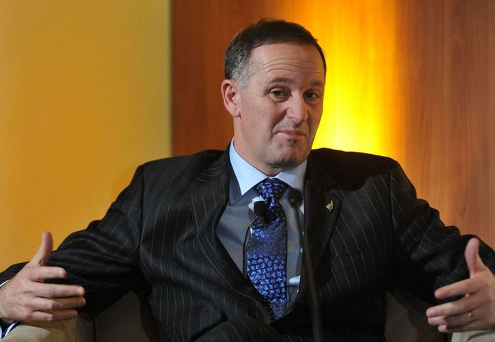 John Key dejará también la dirigencia del Partido Nacional de Nueva Zelanda. (snoopman.net.nz)
