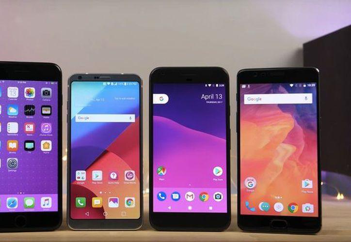 El sitio Phone Arena contactó a Samsung y LG para preguntar si algo similar pasaba con sus dispositivos. (Foto: Contexto/Internet)