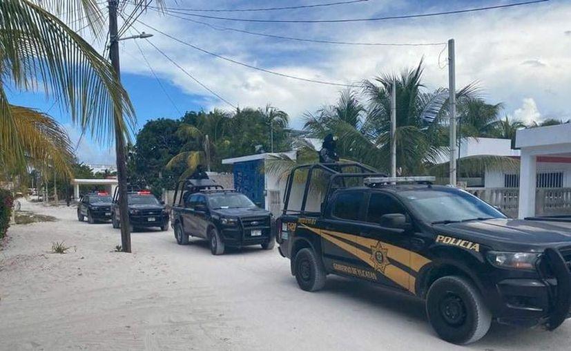 Los arrestados fueron trasladados de inmediato a las instalaciones de la Policía Municipal para el deslinde de responsabilidades. (Foto: redes sociales)