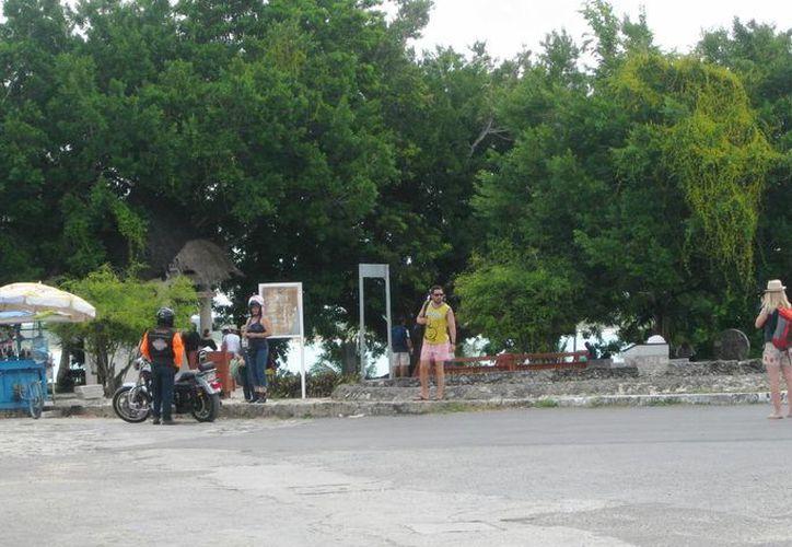 El turismo de origen extranjero representa el 20% de la ocupación hotelera habitual en Bacalar. (Javier Ortiz/SIPSE)