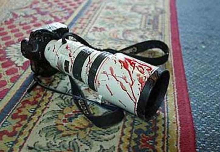 Desde el año 2000, 107 periodistas han sido asesinados y desde 2005, 20 de ellos han desaparecido. (Archivo/Agencias)