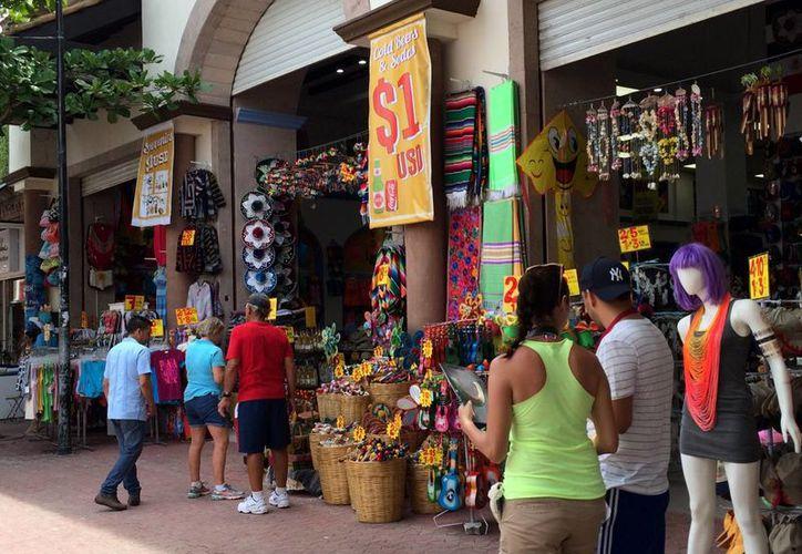 El efecto para los comerciantes es contrario a otros rubros del turismo. (Adrián Barreto/ SIPSE)