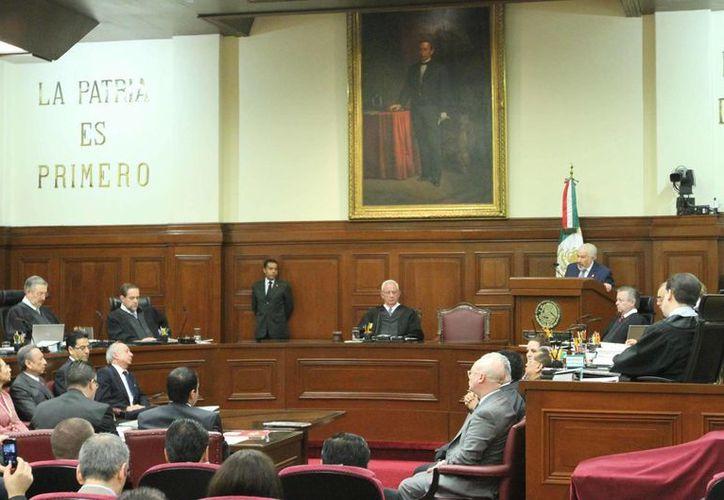 El Tribunal Electoral del Poder Judicial de la Federación fue electo ganador de un concurso internacional en diciembre del año pasado. (Foto de contexto de Notimex)