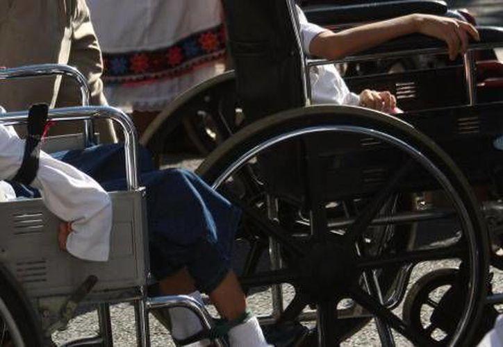 La reforma a la Ley de Vivienda, que ya fue enviada al Senado para su ratificación,  garantiza el diseño universal de viviendas para discapacitados. (Archivo/SIPSE)