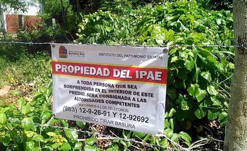 Siguen investigaciones por la venta de terrenos subvaluados de la reserva territorial del estado. (Redacción)