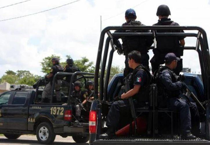 En operativo coordinado entre fuerzas de seguridad de Yucatán y Quintana Roo fue arrestado en Mérida el sicario conocido como El Sinclair, a quien se le atribuyen varias ejecuciones en Cancún. La imagen cumple funciones estrictamente referenciales. (Archivo/SIPSE)
