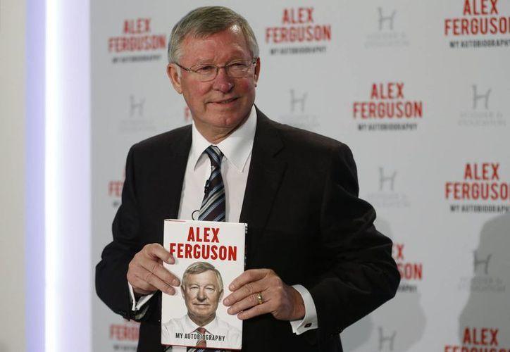 Alex Ferguson detalla en su autobiografía detalles ocultos de su relación con los jugadores y estrellas del Manchester United. (Agencias)