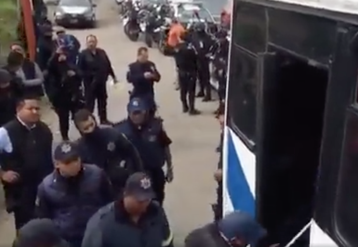 Los recientes hechos violentos en el municipio ha obligado a las autoridades a tomar medidas extremas. (Foto: Captura de pantalla).