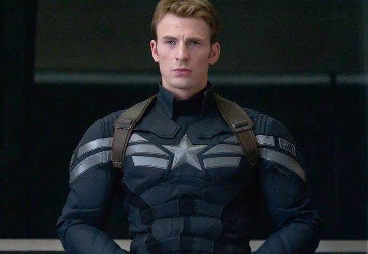 Chris Evans regresa como el Capitán América en la tercera película de la saga de Marvel. (Marvel)