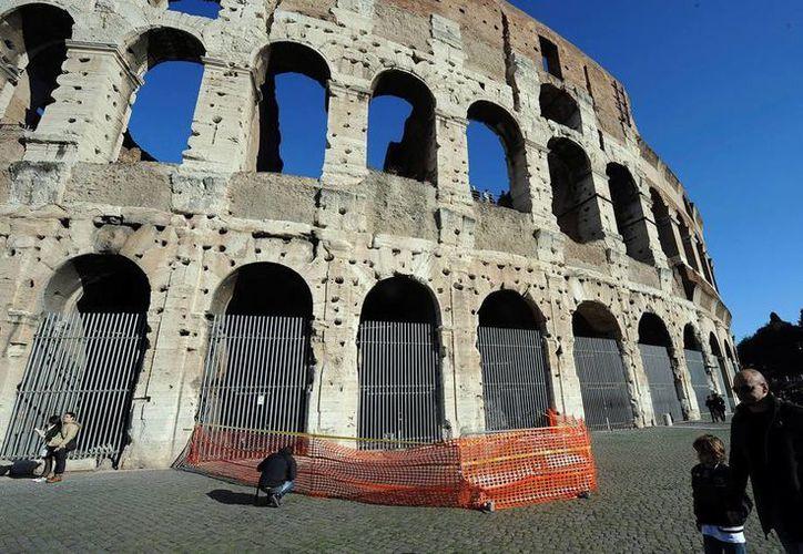 El Coliseo romano, uno de los museos afectados por las nuevas medidas del ministerio de Cultura italiano.  (EFE)