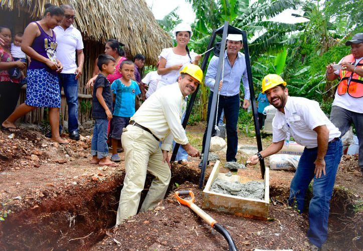 También habrá obras similares para Lázaro Cárdenas, Felipe Carrillo Puerto y José María Morelos. (Joel Zamora/SIPSE)