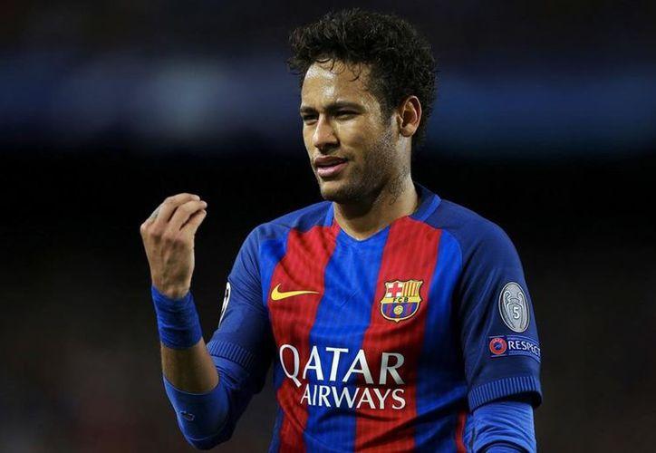 El Barcelona ha reafirmado su postura de pelear hasta el último momento para que Neymar pueda jugar.
