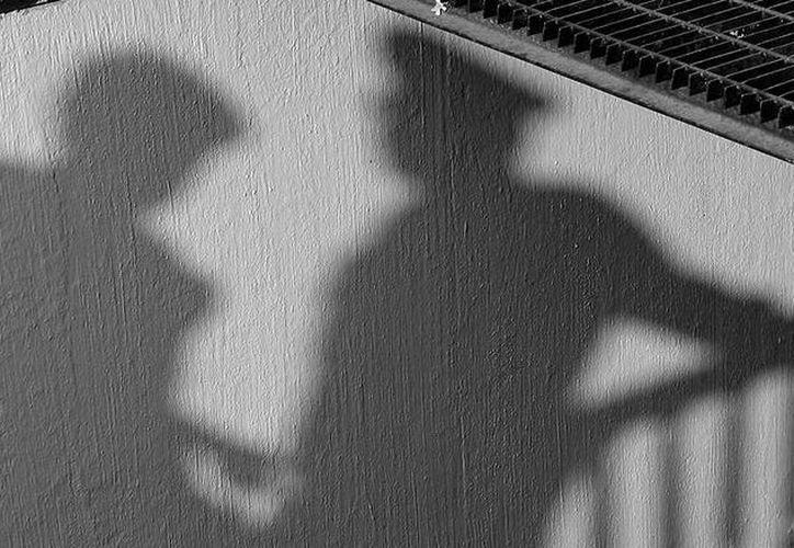 El fantasma de un policía que había fallecido dos días atrás visitó a un excompañero que luego de hablar con él se enteró de su deceso. (Foto de contexto de bbci.co.uk)
