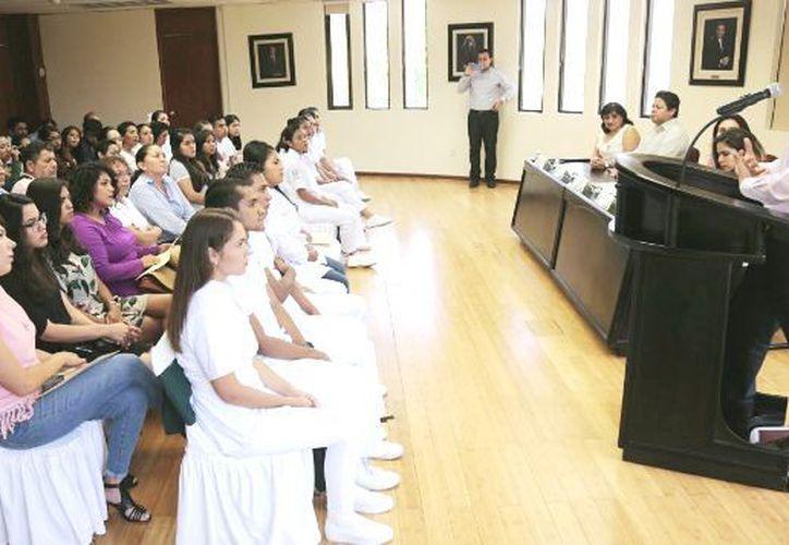 Los estudiantes se encuentran en los campus de Chetumal, Cancún y Cozumel. (Joel Zamora/ SIPSE)