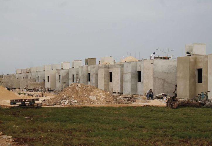 Entre los planes se encuentra que las nuevas viviendas tengan dos recámaras en adelante. (Jesús Tijerina/SIPSE)