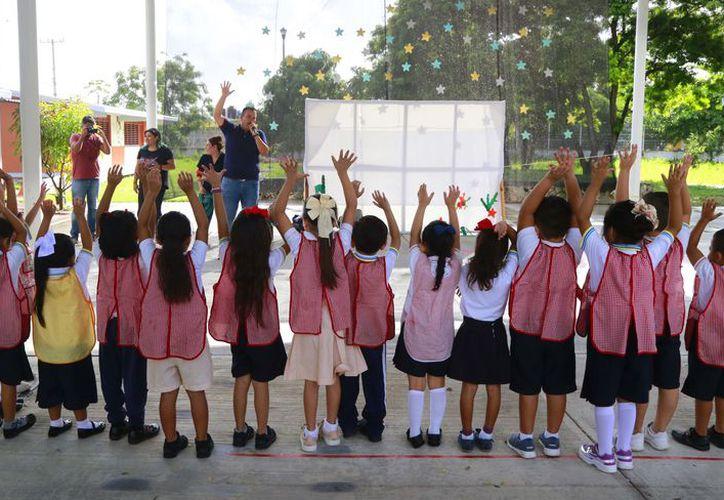Los menores de edad participaron en varias actividades. (Cortesía)