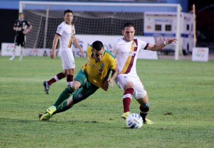 Tras ir 0-2 en el marcador, dos goles al minuto 68 y después del 90 dieron a Venados un merecido empate 2-2 ante Atlante. (Foto de contexto de SIPSE)