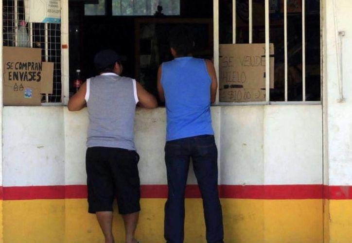 Por la Ley seca hoy las agencias permanecerán cerradas. (Archivo/SIPSE)