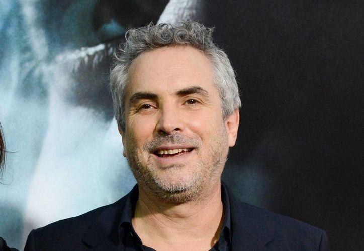Alfonso Cuarón nunca antes había sido nominado a los premios Globo de Oro, pero sí a los Oscar. (Agencias)