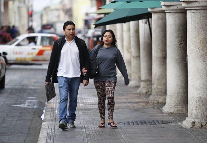 Mérida tuvo una temperatura mínima este martes de 18.2 grados a las seis de la mañana y la máxima fue de 31.3 grados a las 14 horas. (César González/Milenio Novedades)