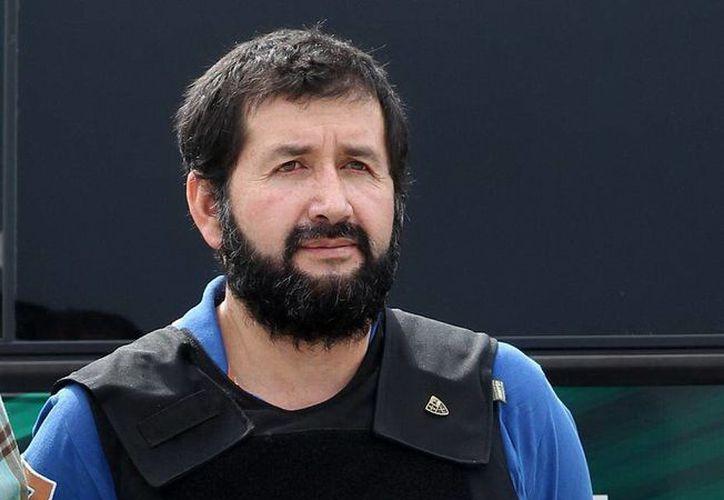 Daniel Barrera fue capturado el 18 de septiembre de 2012. (EFE)
