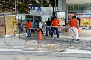 Refuerzan seguridad por amenazas de saqueo en Cancún