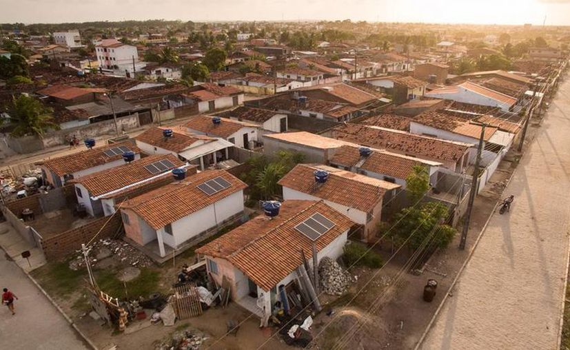 El desarrollo de energía solar en México está en crecimiento y beneficiará no sólo las zonas urbanas del país, sino también a las comunidades rurales. (Notimex)