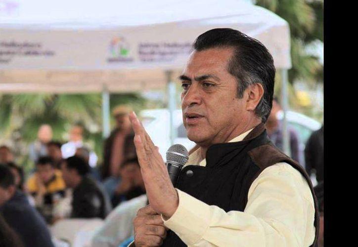 Jaime Rodríguez Calderón, gobernador de Nuevo León, cursa el primer año de su administración. (ndmx.co)