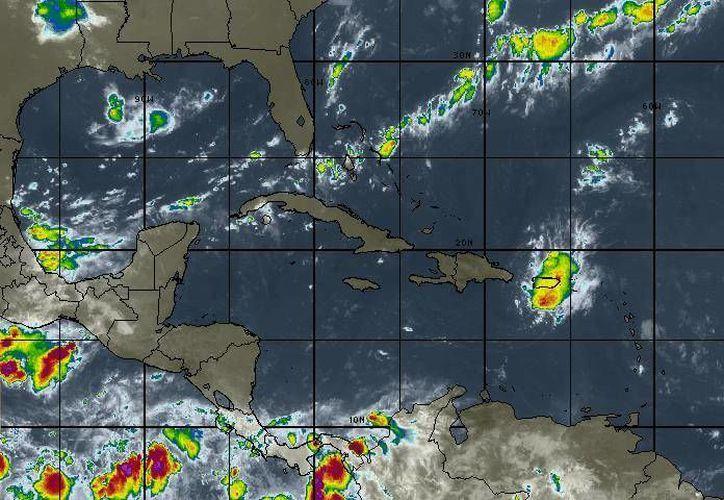 En Cancún se esperan tormentas dispersas durante el día. (Redacción/SIPSE)