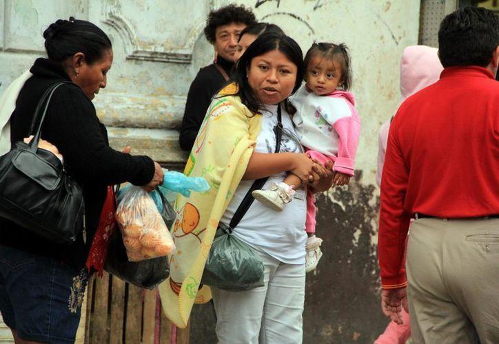 Las bajas temperaturas acompañarán a los yucatecos algunos días más. (José Acosta/SIPSE)