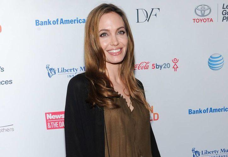 La Academia de las Artes y Ciencias Cinematográficas anunció que Jolie recibirá el Premio Humanitario Jean Hersholt. (Agencias)