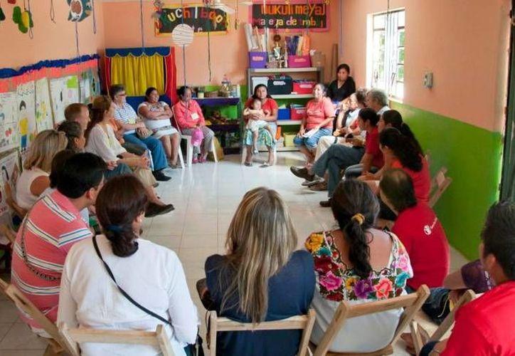 Los programas de <i>Save The Children</i> buscan elevar el bienestar de los niños yucatecos. (Milenio Novedades)