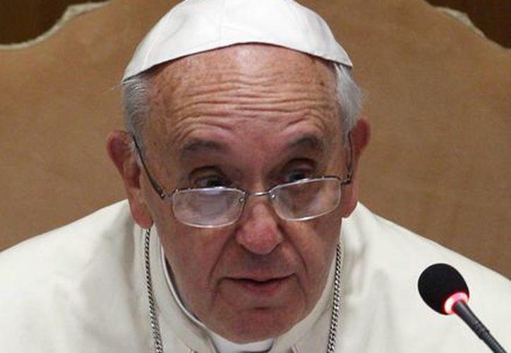 El debate del celibato fue descartado por el Papa latinoamericano en marzo pasado durante una reunión con obispos africanos. (Agencias)