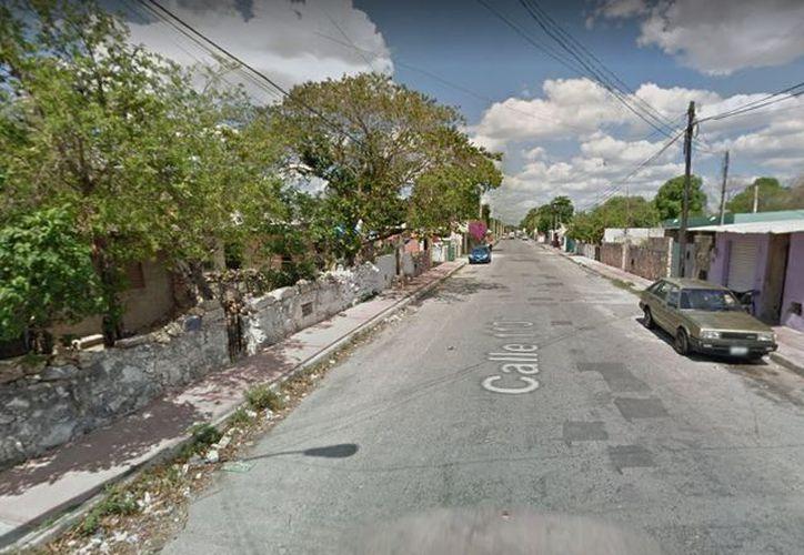 Un hombre fue golpeado y apuñalado por defender a su pareja en la colonia Castilla Cámara. (Imagen ilustrativa/ Google Maps)