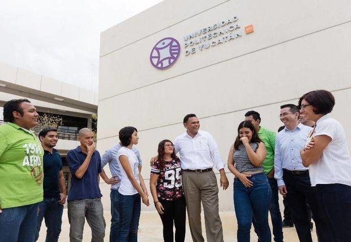 Inauguran en Yucatán primera universidad de México enfocada en las TIC