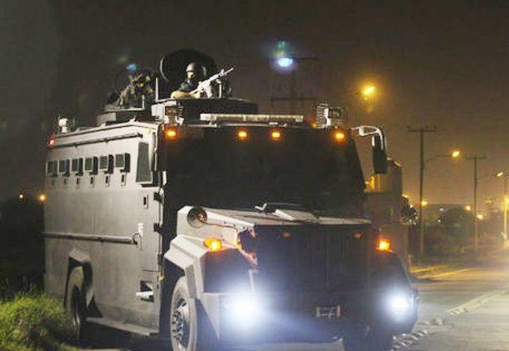 Ernesto Fonseca Carrillo salió anoche del penal de Puente Grande para completar su condena bajo arresto domiciliario. (AFP)