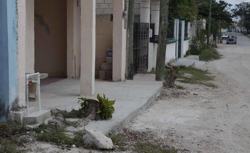 Los trabajos beneficiarán a los vecinos de las colonias Nora Quintana y Fidel Velázquez. (Cortesía/SIPSE)