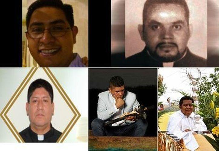 Con la muerte de Germaín Muñiz García e Iván Añorve Jaimes son 21 los sacerdotes que han sido asesinados desde el 2012. (Milenio)