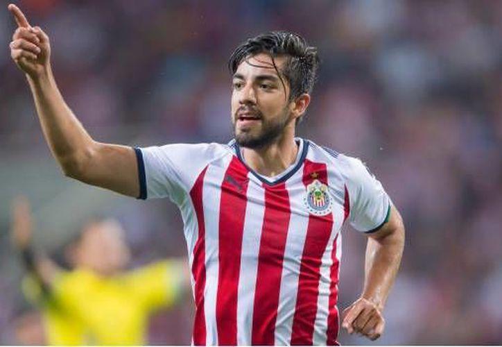 Pizarro fue sorprendido gritando durante los festejos del título de la Concachampions. (Foto: SDP)