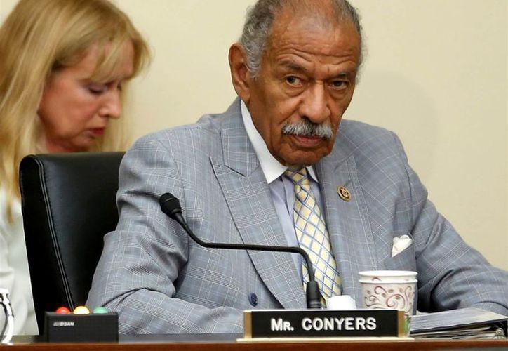 """El líder de derechos civiles de 88 años y miembro de la Cámara con más años de servicio anunció su """"retiro"""". (Foto: NBC News)"""
