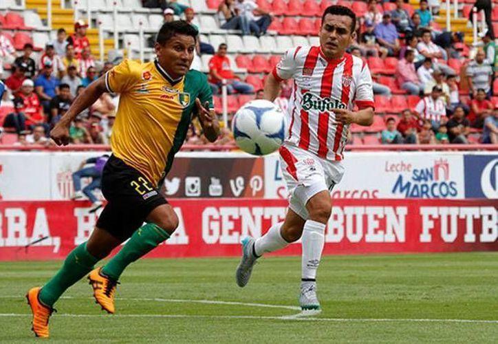 Venados FC Yucatán jugarán este fin de semana en casa de Bravos de Ciudad Juárez. En la foto, Venados vs Necaxa. (Milenio Novedades)