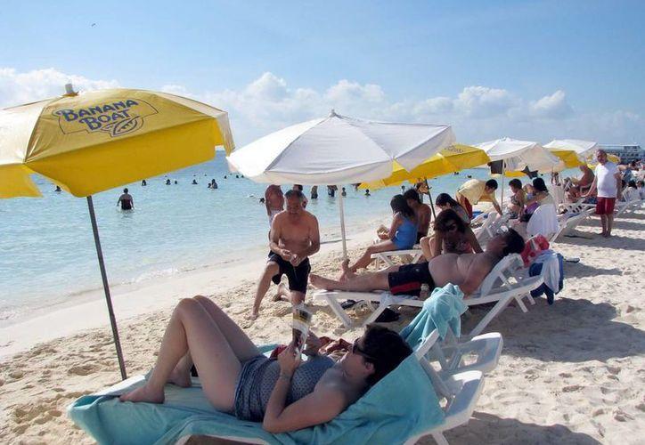 Este año el destinose prepara para superar el récord de 15 millones de visitantes que llegaron al Estado el año pasado. (Redacción/SIPSE)