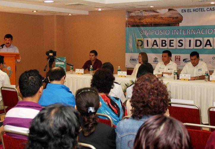 El Simposio tuvo lugar en el Auditorio del Hotel Casa Mexicana. (Cortesía/SIPSE)