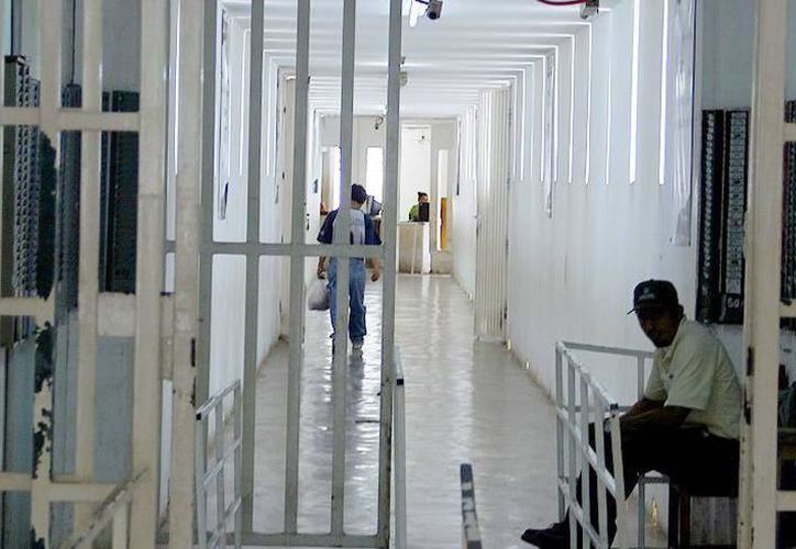 Tras agredir a los custodios del Centro de Reinserción Social del Estado (Cereso), Maynor N regresó a prisión. (SIPSE)