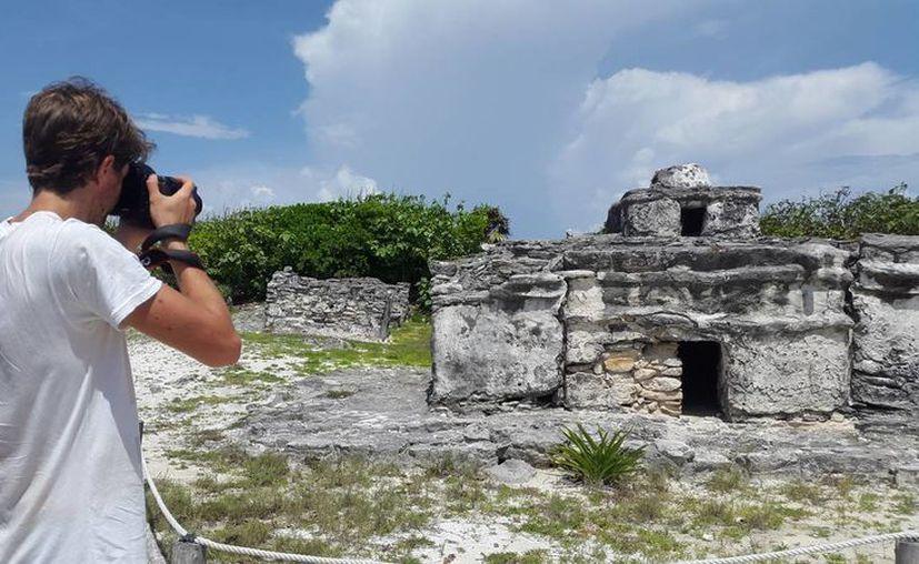 Promoverán la cultura maya a través de la zona arqueológica San Gervasio. (Cortesía/SIPSE)