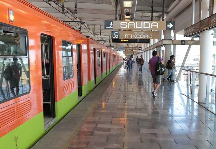 La PGJDF indicó que continúan las diligencias sobre las fallas en la línea 12 del Metro. (Archivo/Notimex)